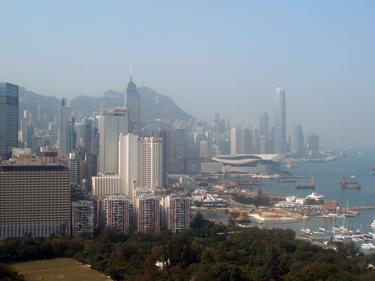View of Causeway bay