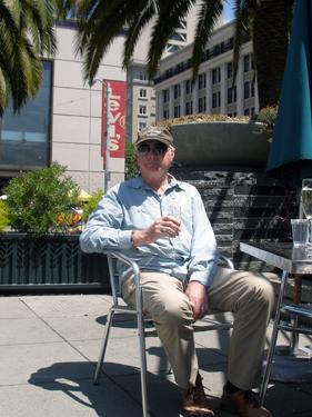 Derek in Union Square