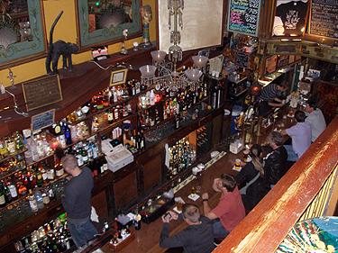 Vesuvio bar