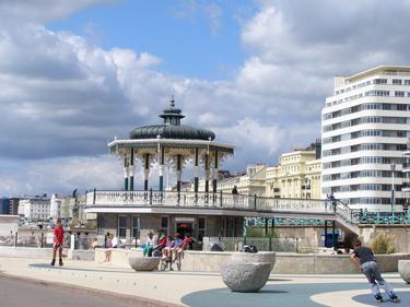 Old bandstand