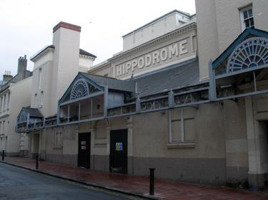 Brighton Hippodrome building