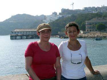 Jade & Sheila
