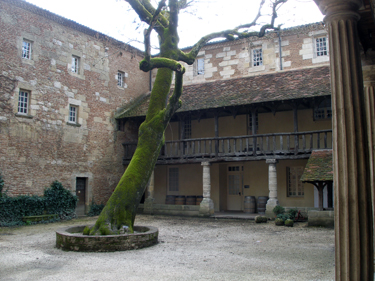 Old courtyard