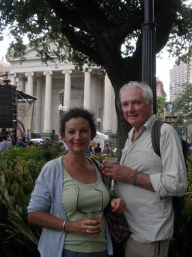 Sheila & Derek