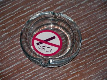 anti ashtray