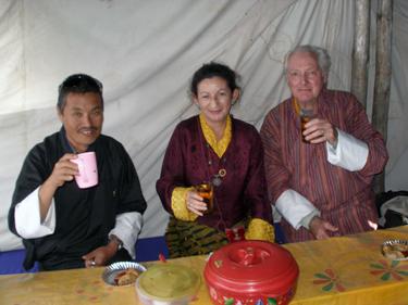 Karma, Sheila & Derek