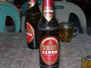Bhutanese beer