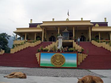 Gyuto Tantric Temple