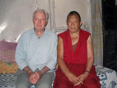 Derek & Lama Chime