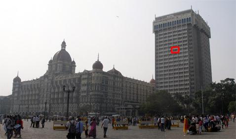 The Taj Palace Hotel Mumbai