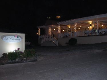 Le Chateau restaurant