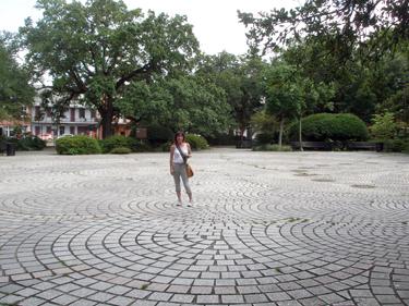 Jade in Congo Square