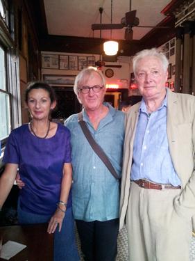 Sheila, David & Derek