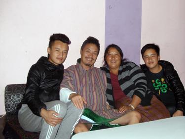 Karma's family