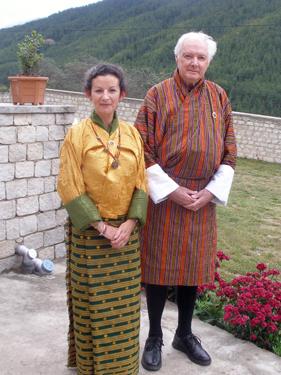 Dressed for Kurjey festival