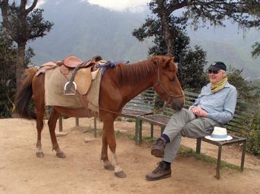 Derek & pony