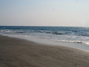 Benaulin beach