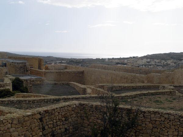 Ruins at the Citadel