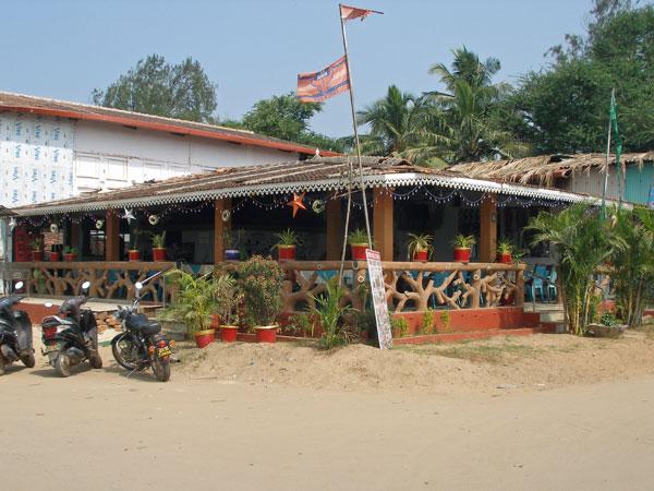 Pedro's beach bar