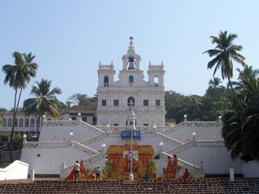 Church in Panjim