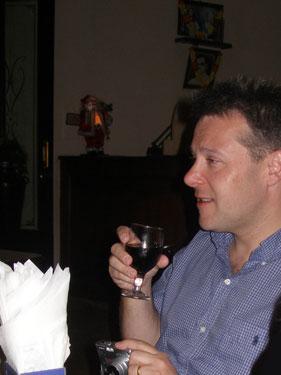 Gareth discovers Goan port wine