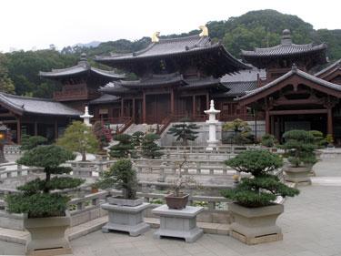 Chi Lin nunnery