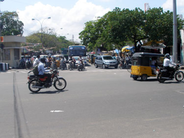 Chennai traffic lights