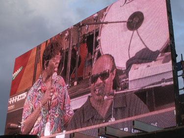 Irma Thomas & Stevie Wonder