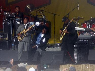 Al Green at jazzfest