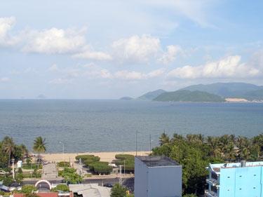 View from Nha Trang