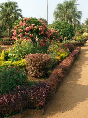 Municipal Gardens Margao