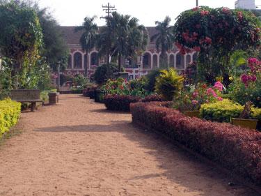 Muncipal Gardens Margao