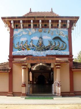 Chandreshwar Bhutnath Hindue Temple
