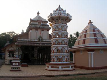 Shantadurga Hindu Temple