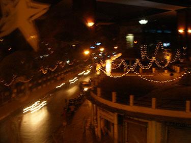 Margao night scene