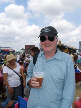 Derek at Fest