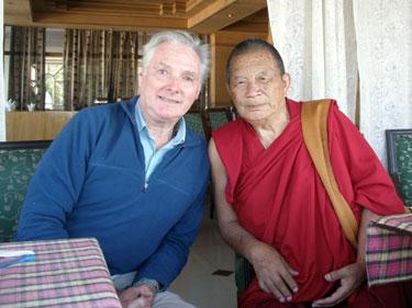 Lama Chime & Derek