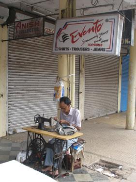 Street tailors