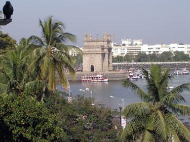 Gateway to India in Bombay